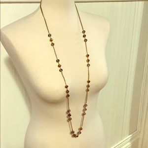 ❤️3 for $12❤️ iridescent beaded necklace